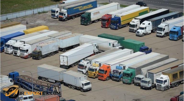 صادرات به عراق از مرز مهران